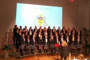 Catholic Schools Choir Competition