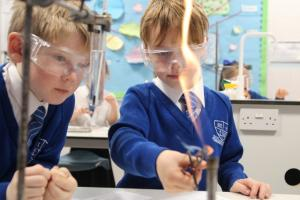 Primary Scientists Explore Food Energy