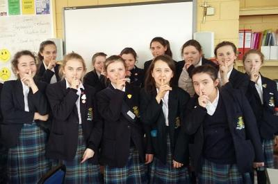 Sponsored Silence for Claire House