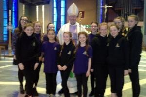 Drama Companies Perform at Good Shepherd Mass