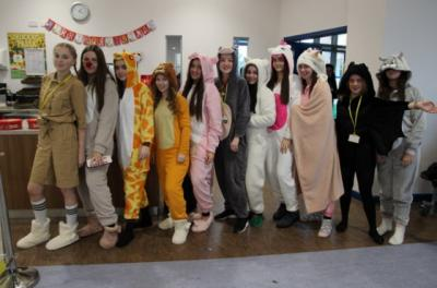 Sixth Form Fancy Dress!