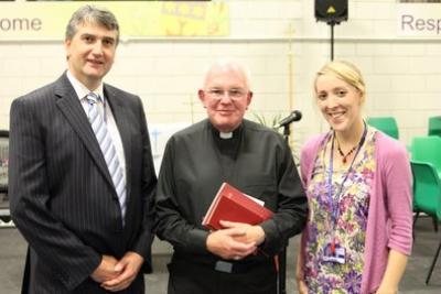 Archbishop Kelly Celebrates Mass With Year 7