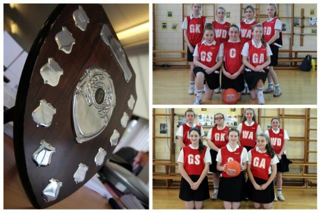 Year 7 and 8 Net Some Silverware!
