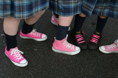 Help Our 'Pink' Day Go With A Swing!