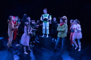Drama Students Showcase Their Talent