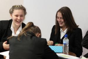 Sixth Form Interviews Underway