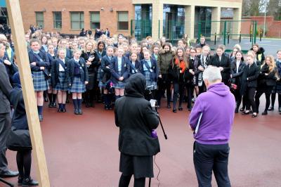Students Respond to New Zealand Tragedy