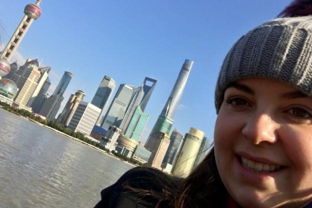 Postcards From Shanghai