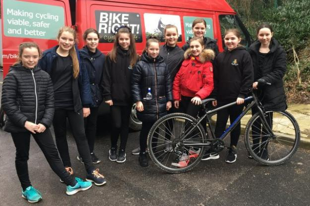 Level 3 Cycling for Year 7