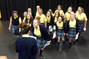 Stage Workshop with West End Star