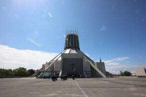 A Golden Celebration At Liverpool Cathedral