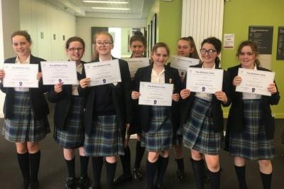 St. Julie's Scholars' Programme - The Brilliant Club