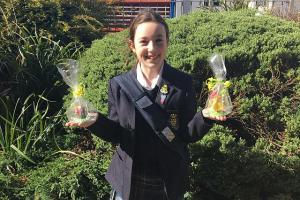 Well Done to Year 7 Fundraiser