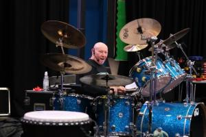 Drum Workshop With Jeff Rich