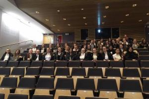 Year 12 Students Visit Liverpool Hope