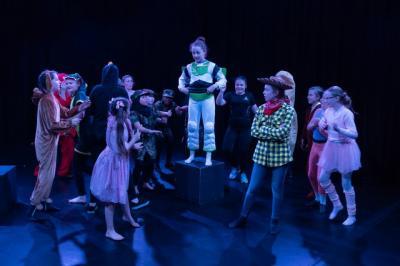 Drama Students Showcase Their Talent