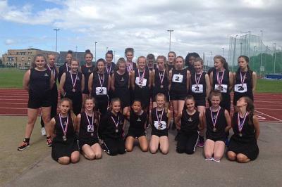 More Athletics Success at Liverpool City Championships
