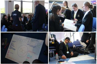Year 12 Do Some Blue Sky Thinking