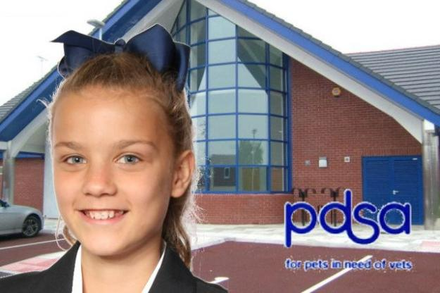 Year 7 Charity Rep Organises Fun Run