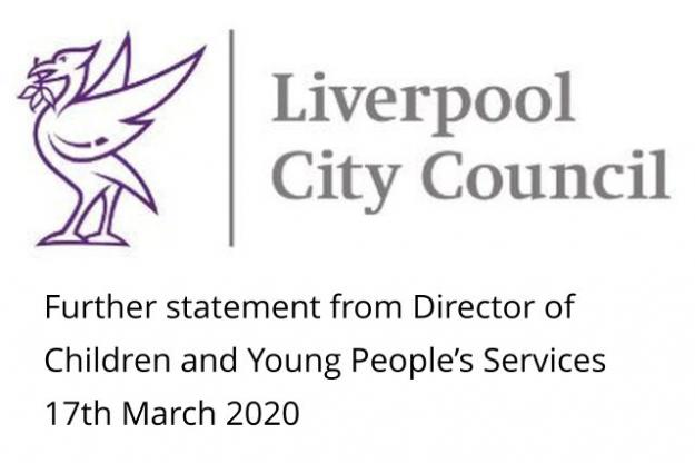 Message from Steve Reddy, Director of Children and Young People's Services