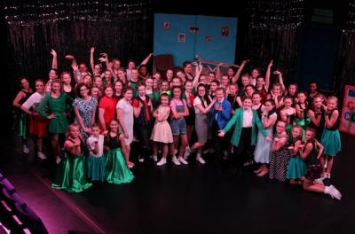 Key Stage 3 Students Shine in Hairspray