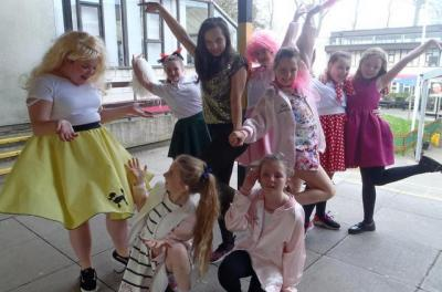 Year 7 Students Showcase Grease!