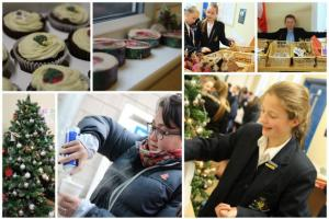 Christmas Market Raises £700!
