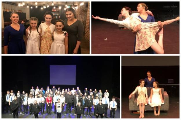 Students Perform at Everyman