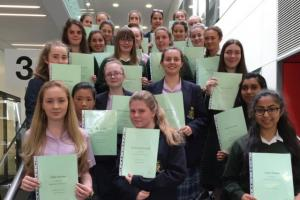 Young Women In Physics