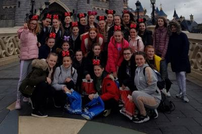 A fabulous time had at Disney!