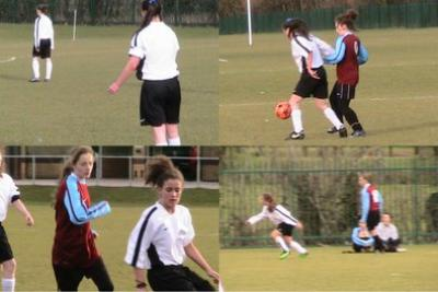 U16 Footballers Through to the Semis!