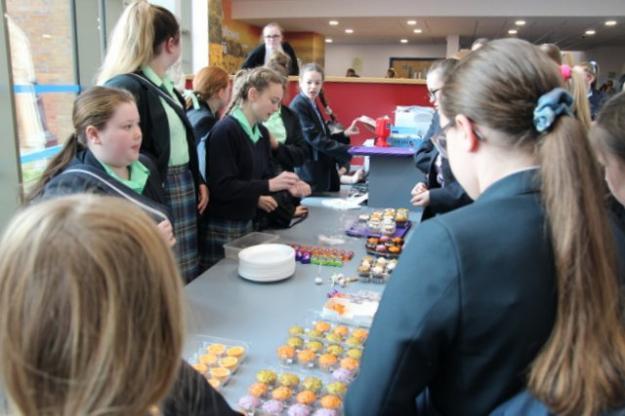 Cake Sale Raises £180!
