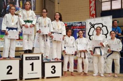 More Judo Gold for Ellie