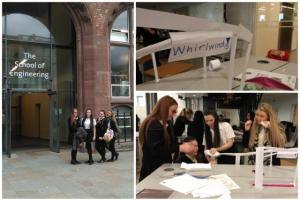 Year 12 STEM Students Join Prestigious Project