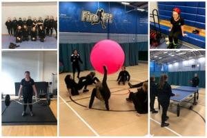 Year 8 Students Explore Mind, Body and Soul