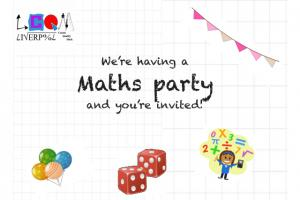 We're Having A Maths Party!
