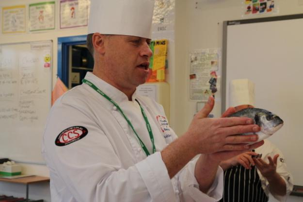 Butchery Masterclass for Year 10