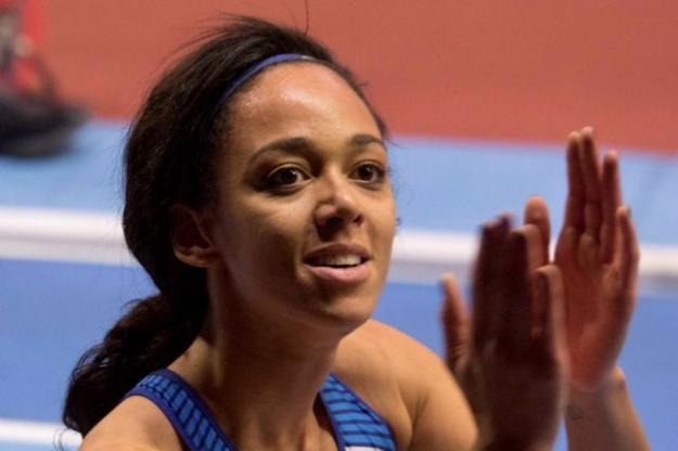 Kat Johnson-Thompson - World Champion!