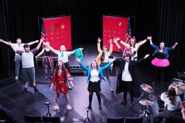 Year 12 Performing Artists Stage 'Heathers'