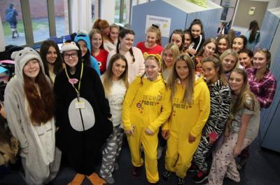 Students Raise Over £300 for Children In Need