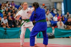 Congratulations to British Judo Champion!