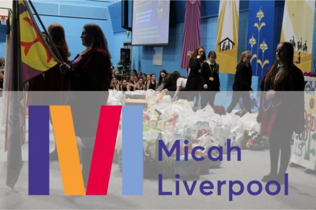 Thanks from Micah Foodbank