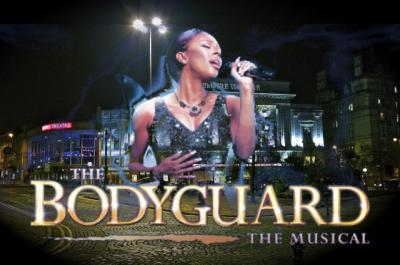 Performing Arts Students Visit The Bodyguard