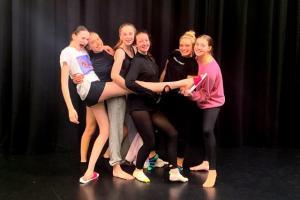 BTEC Ballet Rehearsals Going Well