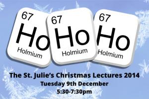 Christmas Science Lectures 2014