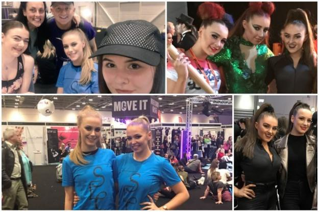 Putting On A Show At Move It!