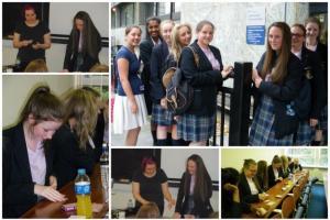 Year 10 Students Perform Mathamagic!