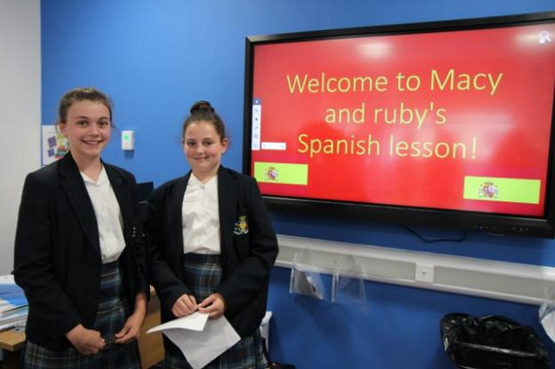 Year 7 Take The Lead Teaching Spanish