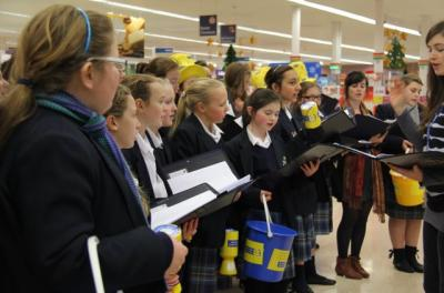 Carol Singing for our Community!