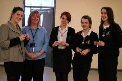 Year 13 Compete For Liverpool Maths Association